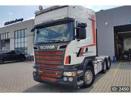 Tahače standardní Scania R620 Topline, Euro 5, Intarder 2010