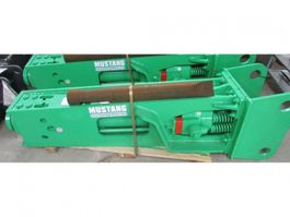 crusher and hammer attachment Mustang BRH 501 2020