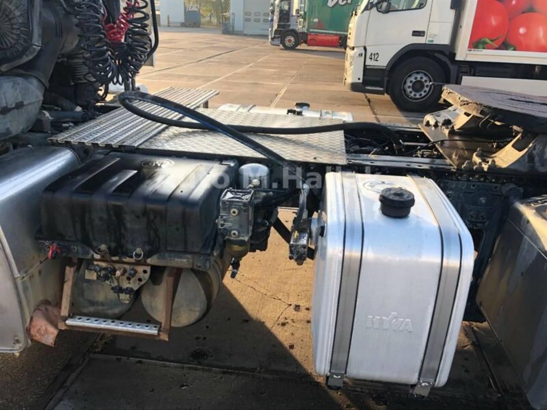 Standard SZM MAN TGA 18.440 XLX  Retarder / Klima / Hydraulik