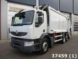 garbage truck Renault Premium 320 DXI Euro 4 2007