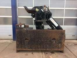 Crane truck part Hiab Hiab kraan roller 110 hydraulisch uitschuifbaar