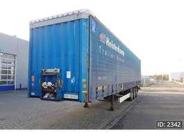 sliding curtain semi trailer Krone 04/DA 2009