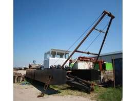 other boats div Dredger - Zandzuiger 2015
