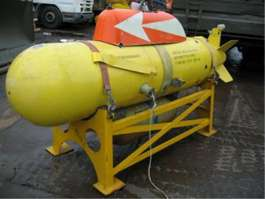other boats div Duik/Inspectie boot Sonar