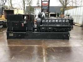 standard power unit Deutz TBD620 V16 1995
