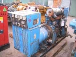 standard power unit Cummins 118 KVA