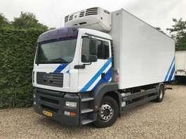 camión de caja cerrada MAN TGA18.310 Koeler Themoking Spectrum TS 2005
