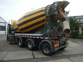 návěsný míchač betonu Floor 15m3 mulder mixer 6 CIL DEUTZ ENGINE 1996