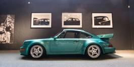 vettura coupé Porsche Turbo 3.6 ltr.
