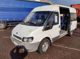 minivan - passenger coach car Ford 125 T330 2007