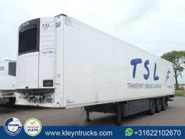 refrigerated semi trailer Schmitz Cargobull SCB*S3B carrier taillift 2016