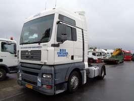 tracteur convoi exceptionnel MAN TGA 18-390 XXL 2006
