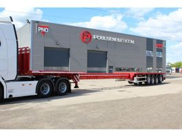 Plattformauflieger Dennison Trailers extendable 21,25 meter 2020