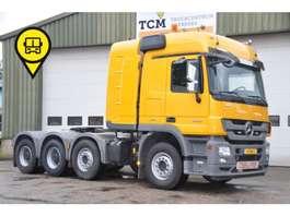 heavy duty tractorhead ACTROS 4155 SLT 8X4 V8 127849 KM 2013