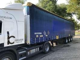 sliding curtain semi trailer Schmitz Cargobull SCS 24/L - 13.62 E DB (S01) Trommel rem SAF 2008