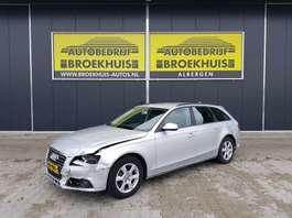 voiture break Audi A4 Avant 1.8 TFSI Pro Line Business 2011