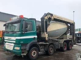 camion betoniera DAF CF85-410 8X4 EURO 5 LIEBERR LTD 12+4  9M3 2008