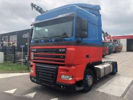 tracteur convoi exceptionnel DAF XF105-410 4X2 2011