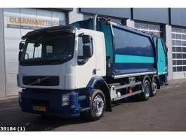 garbage truck Volvo FE 340 Euro 5 met weegsysteem 2010