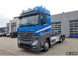 chassis cab truck Mercedes Benz Actros 2551 F04, Euro 5 2012