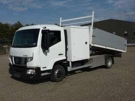 tipper truck Nissan 56.15 - 4x2 - NT 500 - 41.031 Km - EURO 6 - ZO ALS NIEUW 2015