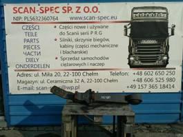 oś przednia część do maszyny Scania SPRING 1421061 2008