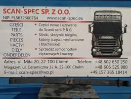 oś przednia część do maszyny Scania SPRING 1377668 2008