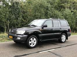 todo o terreno – automóvel de 4x4 passageiros Toyota TOYOTA LAND CRUISER Toyota Land Cruiser HDJ100 4.2TD 2003