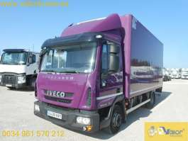 refrigerated truck Iveco ML100E22 2014