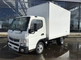 closed box truck > 7.5 t Fuso Canter 3C15 Smartbox 1000kg Laadvermogen! Direct leverbaar! 2020