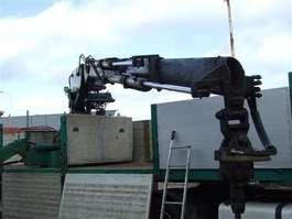 Стрела крана запчасть для грузовика Kennis R20F3 2004