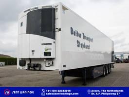 refrigerated semi trailer HTF HZO42 Koel-vries oplegger Thermoking (bj. 2016) 2016