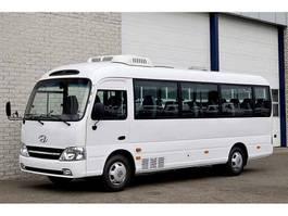 taxi bus Hyundai COUNTY DE LUXE MINI BUS 30 2020