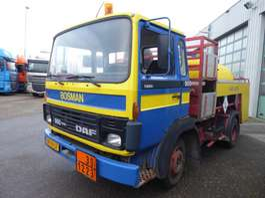 cysterna DAF 900 ,nafta diesel bensin benzine,petrol Tank, Citerne 3000 ltr 1985
