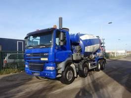 betoniarka samochodowa DAF 85 CF 360 8 X 4 EURO 5 !!! 2008