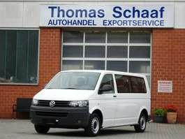 vettura monovolume Volkswagen T5 Transporter 2.0 CNG/Erdgas 9 Sitze Lang Klima 2012