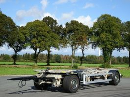 chassis semi trailer Ackermann Wechselfahrgestell EAF 18-7,4 / 126 E, verzinkt 2005