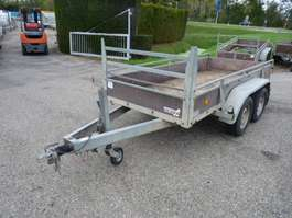 flatbed car trailer Henra open bakwagen 2004