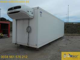 reefer-refrigerated shipping container Sor SP33 2014