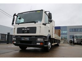 tow-recovery truck MAN TGM 15.240 + RAMPES HYDRAULIQUE 2009