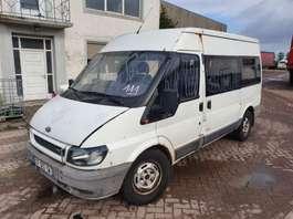 monovolume – automóvel carruagem de passageiros Ford 125 T330 2006