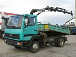 Mercedes Benz Tipper Lcv S 7 5 T For Sale Used And New Trucksnl