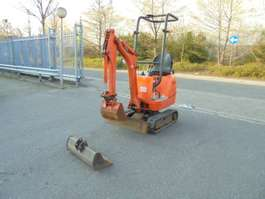 mini digger crawler JCB 8010 CTS 2012