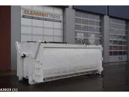 open top shipping container Container 28m3 2010