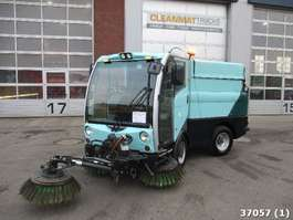 Road sweeper truck Bucher Citycat 2020 Euro 5 with 3-rd brush 2011