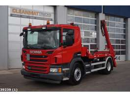 container truck Scania P 320 2013