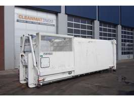 open top shipping container Kiggen 26m3 perscontainer 2008