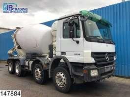 concrete mixer truck Mercedes Benz Actros 3236  8x4, Cifa 8 M3, Beton / Concrete mixer , EPS 16,  3 Pedals,... 2006