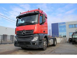 cab over engine Mercedes Benz ACTROS 1845 LS+euro 6+KIPHYDR. 2014