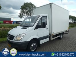 closed box lcv < 7.5 t Mercedes Benz SPRINTER 515 CDI 2007
